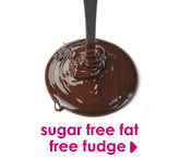 sugar free fat free fudge